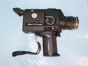 カメラ Nikon ニコン R8 super 8mm 動作未確認 ジャンク