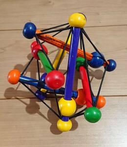 送料無料 ボーネルンド マンハッタントーイ スクイッシュ おもちゃ 知育玩具 ブロック ボール 子供 ベビー キッズ
