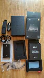 美品 Fiio Q3 ( DAC , ポタアン ) 付属品完備