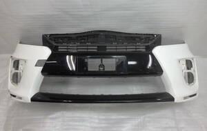 ZVW30後期プリウスG's純正フロントバンパー 52119-47620 Gs
