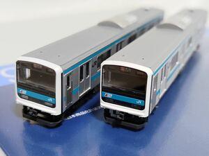 【新品未使用】TOMIX 98432 98433 JR 209 0 系通勤電車(後期型・京浜東北線)基本セット 増結セット 合計10両セット