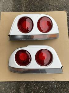 ECR33 2 ドアスカイライン純正テール ランプ左右セット