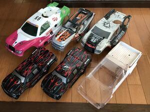 送料無料 オフロードカー バギー ラジコン ボディ セット 京商 インファーノ KYOSHO INFERNO RAGE HPI エンジンカー テラノ等