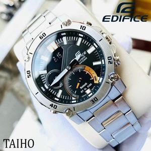 新品 Casio カシオ EDIFICE エディフィス 腕時計 クロノグラフ スマートフォンリンク Bluetooth アナデジ メンズウォッチ モバイルリンク