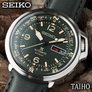 新品 SEIKO セイコー 正規品 腕時計 プロスペックス Prospex ランドシリーズ コンパス 20気圧防水 自動巻 アナログ カレンダー グリーン
