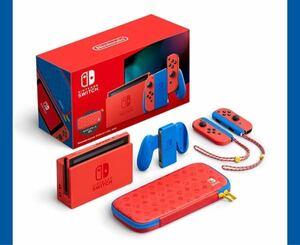 【新品未使用】Nintendo Switch ニンテンドースイッチ本体 ニンテンドースイッチ スーパーマリオ 限定モデル