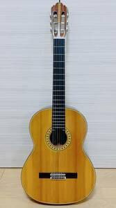 送料無料 単板 ハカランダ クラシックギター メーカー不明
