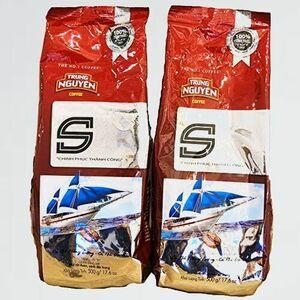 未使用 新品 NGUYEN TRUNG 1-KO 専門店用ドリップ粉 ベトナムコ-ヒ- CHINH PHUC S 1kg (徳用500gx2袋) 中挽き チュングエン