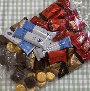 【送料無料/大容量】ミックスチョコレート     高級チョコ詰め合わせ アウトレット品  お買い得  大人気商品!!