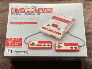 任天堂 Nintendo ニンテンドークラシックミニ ファミリーコンピュータ