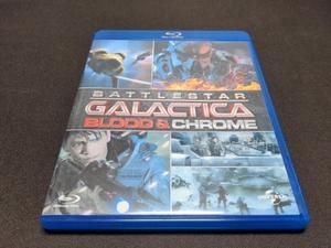 セル版 Blu-ray GALACTICA スピンオフ / BLOOD&CHROME 最高機密指令 / ce222