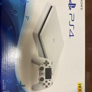PlayStation4 グレイシャー・ホワイト 500GB CUH-2000AB02 モンスターハンターワールド コントローラー