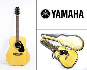YAMAHA FG-300J ヤマハ アコースティックギター ハードケース 音叉 カポ付き ナチュラルカラー 20フレット アコギ 弦楽器 音楽 JRDH52