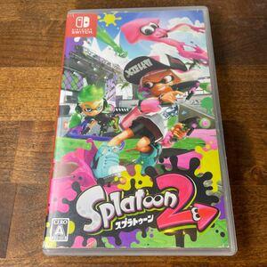 スプラトゥーン2 Splatoon2 Nintendo Switch