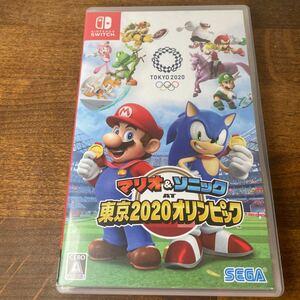 マリオ&ソニック 東京2020オリンピック Nintendo Switch