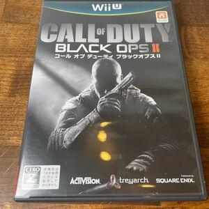 コールオブデューティブラックオプス2 CALL OF DUTY BLACK OPS2 WiiU
