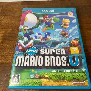 NewスーパーマリオブラザーズU WiiU