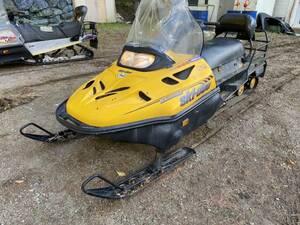 ski-doo skandic ROTAX 550 リバース(バックギア)付き