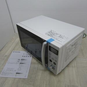 S91062【未使用】アイリスオーヤマ オーブンレンジ 15L ホワイト MO-T1501-W