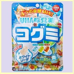☆★特別価格★☆新品☆未使用★ コグミ 味覚糖 T-CL ドリンクアソ-ト 85g×10袋