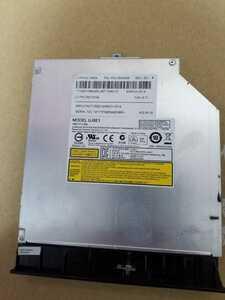 送料無料 Panasonic DELL Lenovo 内蔵型 スリム SATA DVDマルチドライブ UJ8E1
