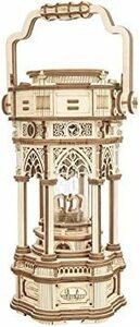 特別価格!ちょうちん Robotime 立体パズル 木製パズル クラフト プレゼント おもちゃ オモチャ 知育玩具 男の子ZF5D