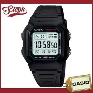 CASIO カシオ 腕時計 チープカシオ デジタル W-800H-1A