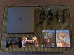 PS4 本体 PlayStation4 SONY プレイステーション4 プレステ4 コントローラー ソフト CUH-2200A