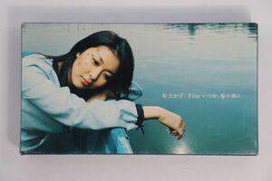 ■ビデオ■VHS■Film いつか .桜の雨に…■松たか子■中古■