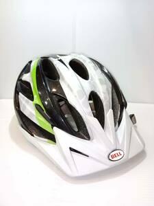 BELL SLANT 自転車用 ヘルメット Mサイズ 5461㎝ 中古 マウンテンバイク ロード クロスバイク 通勤 通学