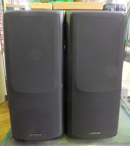 ◆Pioneer/パイオニア◆S-J910V-LR スピーカー 音楽 サウンド 音出し確認済み USED