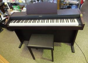 札幌市内限定◆Roland/ローランド◆電子ピアノ MP101D 2006年製 動作品 取説あり 88鍵盤 音楽 楽器 USED