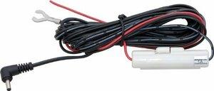 コムテック 直接配線コード ZR-01 レーダー探知機&ドライブレコーダー用オプション 長さ約4.0m ACC線 IG線