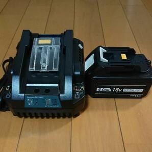 新品マキタ18v互換バッテリー1個と互換充電のセット