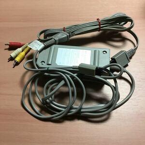 Wii AVケーブル ACアダプター セット