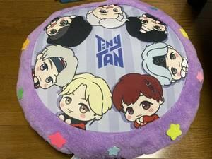 TinyTAN プレミアム クッション BTS アイドル 韓国