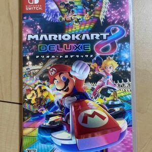 マリオカート8デラックス ニンテンドーSwitchソフト