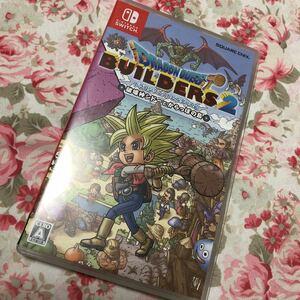 Nintendo Switch ドラゴンクエストビルダーズ2 破壊神シドーとからっぽの島