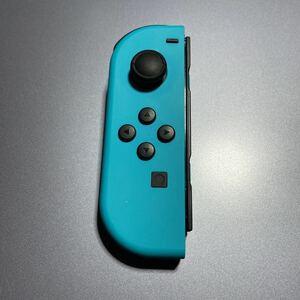 ニンテンドースイッチ ジョイコン Joy-Con ネオンブルー