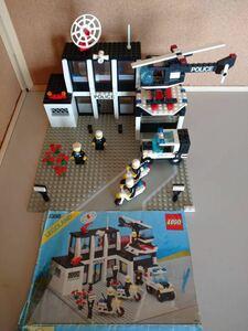 LEGO 6386 警察署