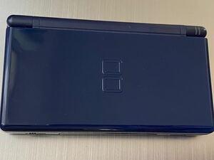 ニンテンドーDS Lite (エナメルネイビー) (画面保護使用)