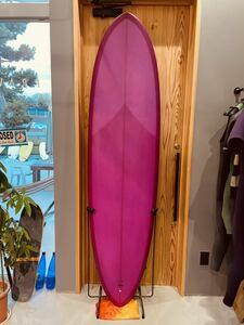 新品 SHAKA SURFBOARDS 7.4 MID SINGLE