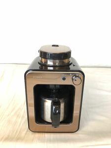 siroca コーヒーメーカー ブラウン SC-A231