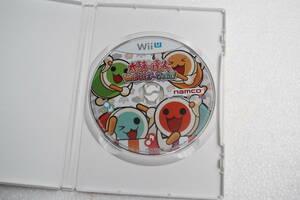 WiiUソフト 太鼓の達人WiiUばーじょん