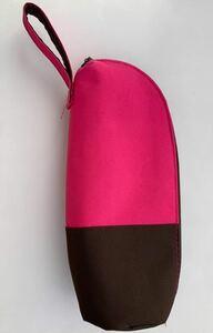 ペットボトルカバー ペットボトル 水筒カバー 水筒 カバー ケース 保温 保冷 アルミシート ピンク アウトドア