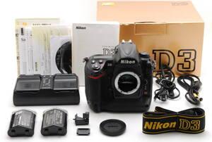 ☆美品☆ ニコン Nikon D3