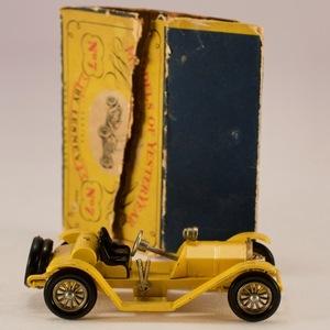 ★ミニカー イギリス マッチボックス(matchbox) Models of Yesteryear Y-7 MERCER RACEABOUT 1913 1/48(箱なし)★