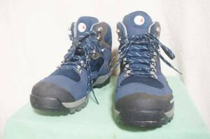 CARAVAN キャラバン GORE-TEX ゴアテックス ユニセックス トレッキングシューズ ブーツ 25.0cm EEE アウトドア登山ハイキング