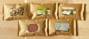 ●世界5大精製飲み比べセット自家焙煎コーヒー豆5種(100g×5個)●