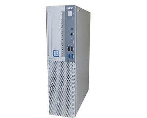 NEC Mate MKL36B-4 (PC-MKL36BZG4) Windows10 Pro 64bit 第8世代 Core i3-8100 3.6GHz 8GB HDDなし 光学ドライブなし